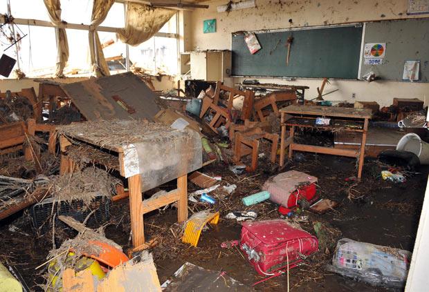 tsunami japon terremoto 2011 otsuchi iwate colegio