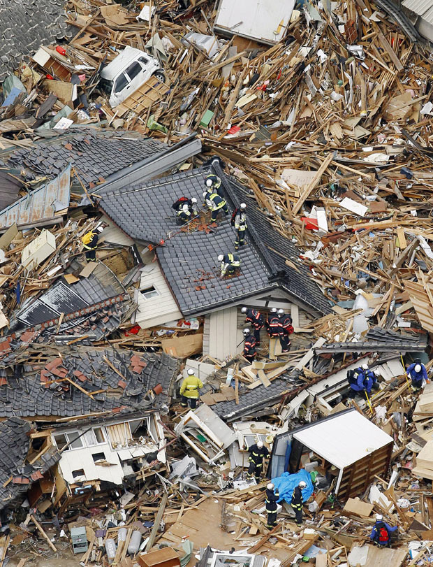 tsunami japon terremoto 2011 rescate casa ofunato
