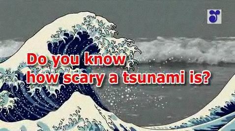tsunamis reportaje video terremotos japon