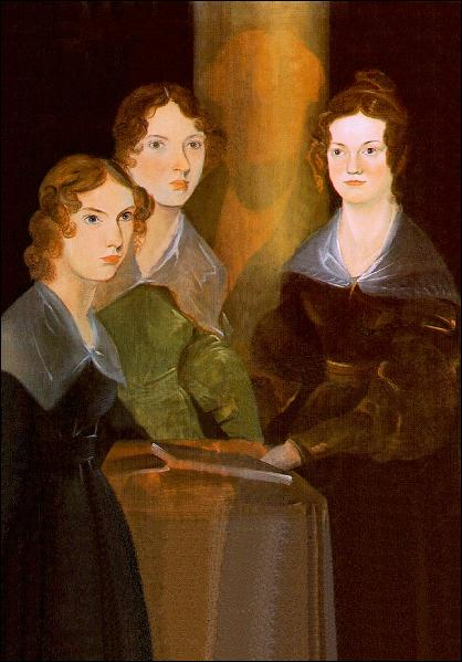 bronte hermanas sisters writers