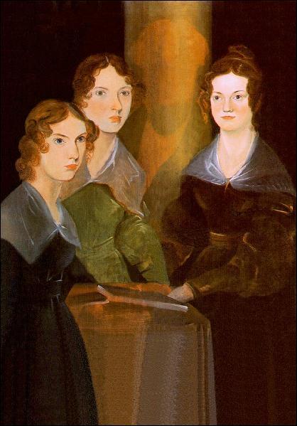 bronte hermanas sisters writers