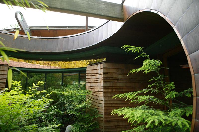 casa madera Robert Harvey Oshatz 2
