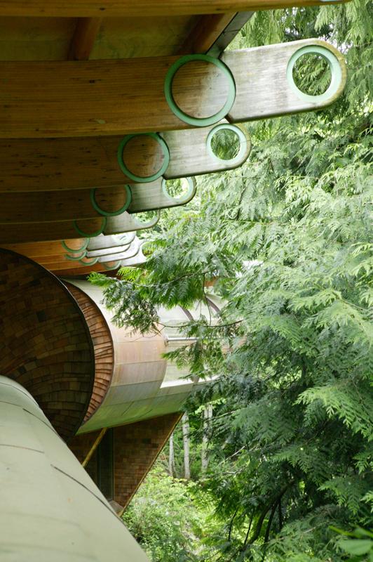casa madera Robert Harvey Oshatz 5
