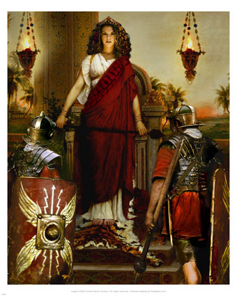 howard-david-johnson-queen-zenobia-of-palmyra-posters
