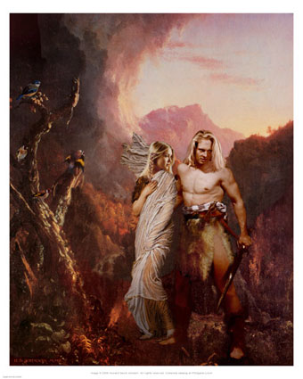 howard-david-johnson-siegfried-and-brunhilde-posters