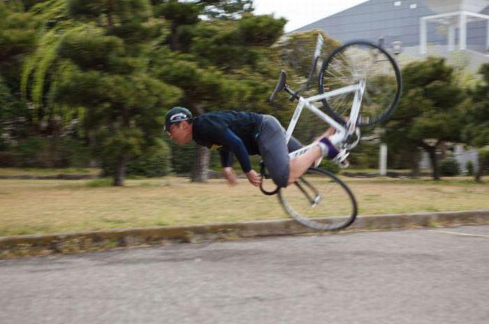 imagenes risa internet caida bicicleta