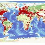 ¿Está incrementando la actividad sísmica en la Tierra?