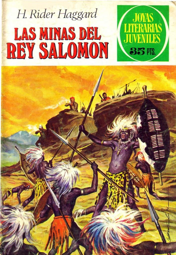 minas rey salomon joyas literarias juveniles