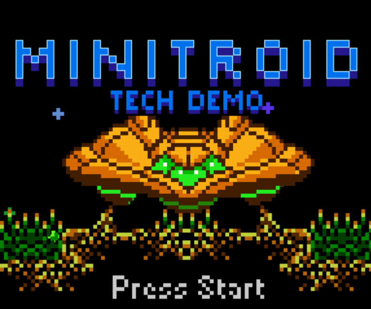 minitroid pc metroid game