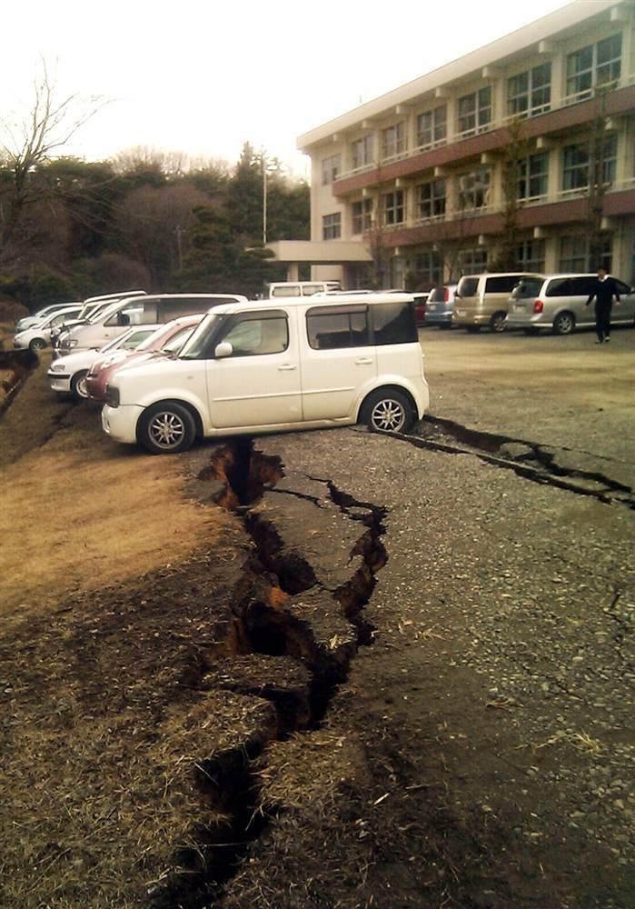 terremoto tsunami japon 11 2011 marzo carretera danada yabuki