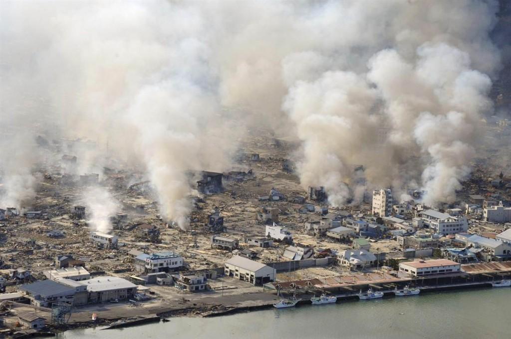 terremoto tsunami japon 2011 marzo 12 Yamadamichi casas