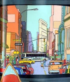 zoom ilustraciones Istvan Banyai