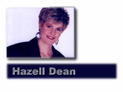 Hazell Dean cantante inglesa 80