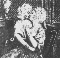 Yolande Martine Gabrielle Marie Antoinette lesbiana lesbian