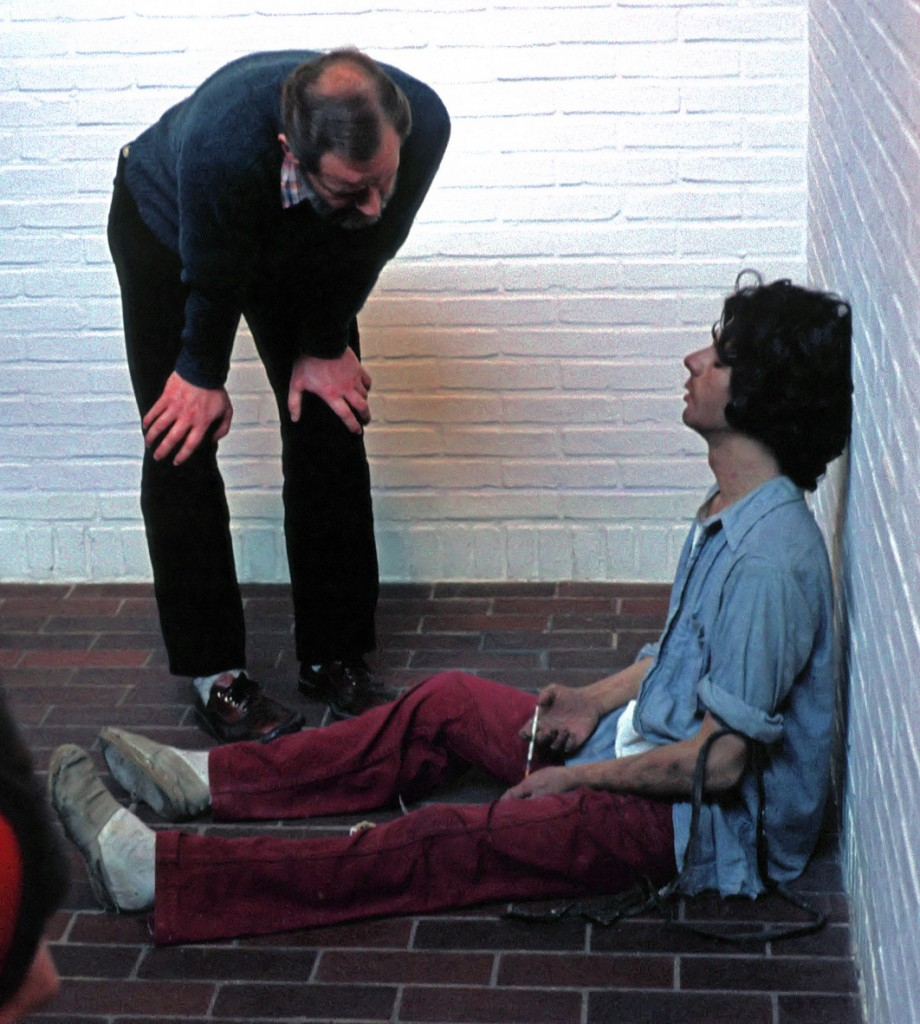 duane hanson escultura figura Drug_Addict_Louisiana_1975