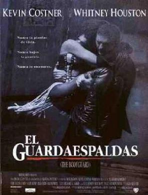 el guardaespaldas whitney houston kevin costner