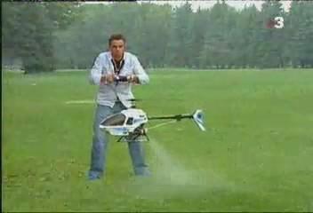helicoptero teledirigido broma video humor
