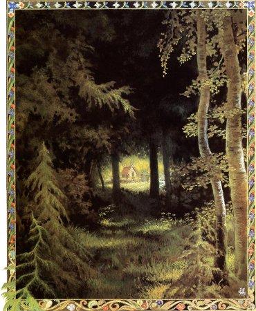 ilustraciones-cuentos-leyendas-historias-imagenes-casa-casita-bosque