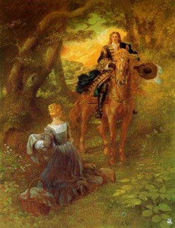 ilustraciones-cuentos-leyendas-historias-imagenes-principe-chica-rio