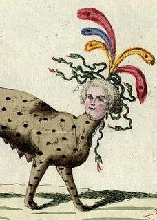 libel marie antoinette grotesque maria antonieta libelo