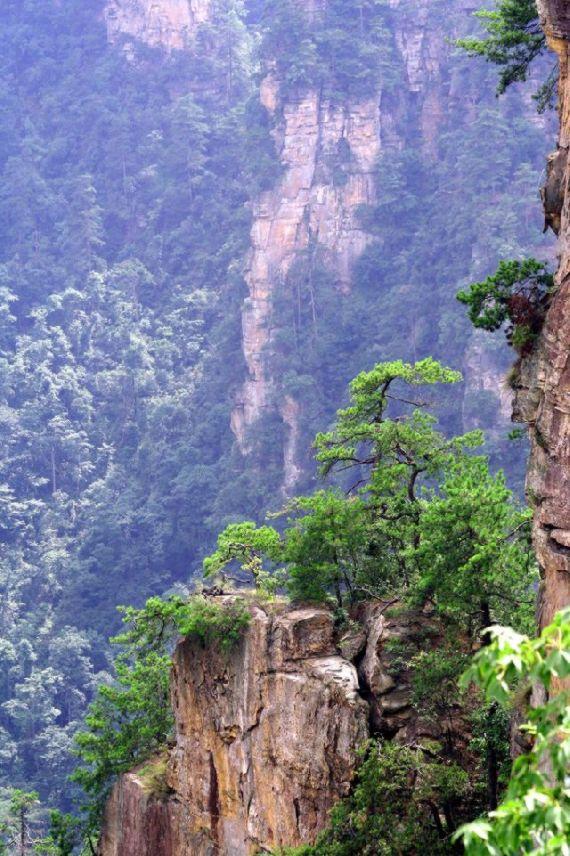 montanas avatar Zhangjiajie hunan china
