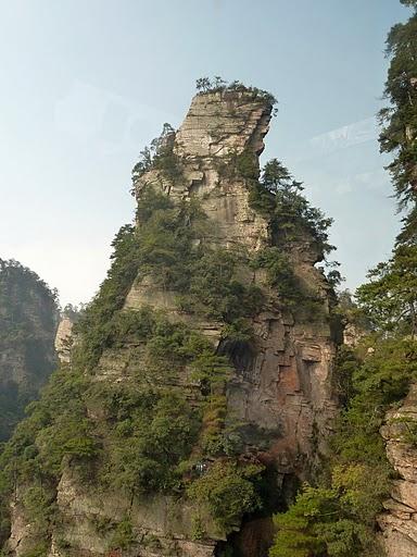 montanas china inspiracion avatar Hallelujah Zhangjiajie