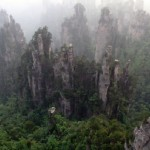 mountains avatar Zhangjiajie hunan china