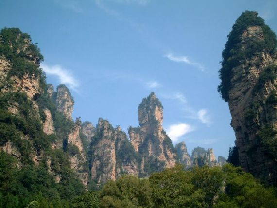 real mountains avatar film