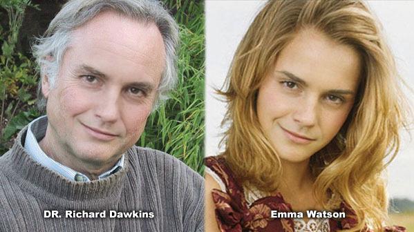richard-dawkins-emma-watson