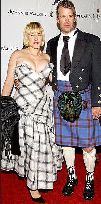 thomas jane kilt falda escocesa