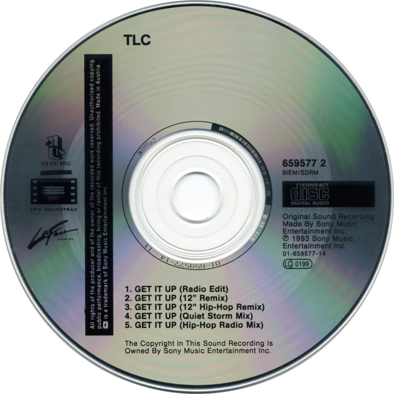 tlc get it up cd single