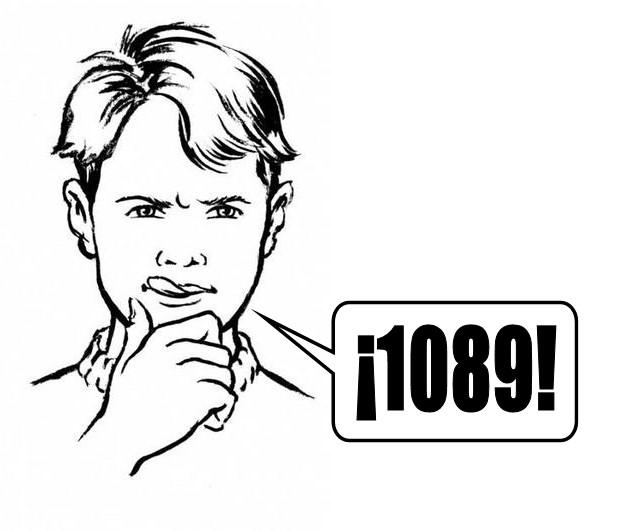 truco matematicas magia adivinar numeros 1089