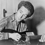 woody guthrie cantante singer