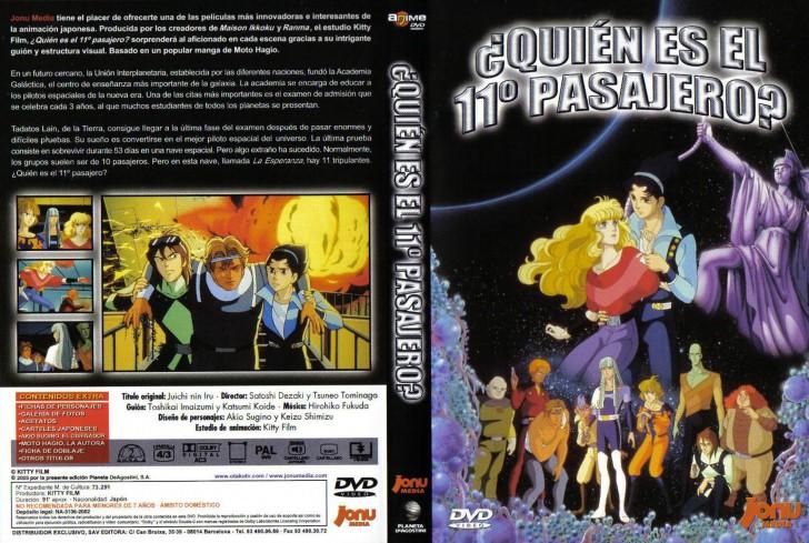 Quien Es El 11 Pasajero dvd