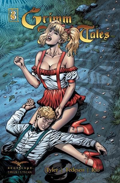 Cuentos eróticos de Grimm