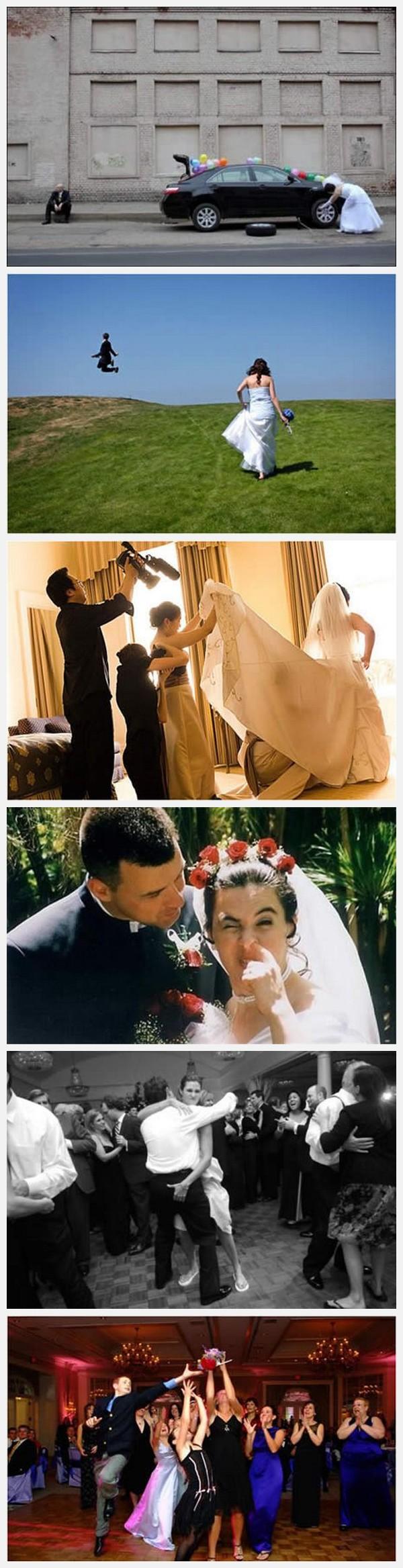 imagenes graciosas risa bodas recien casados humor