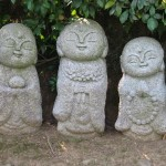 Las estatuas Jizo
