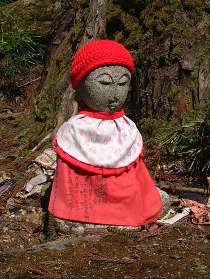 jizo estatuas abortos niños recien nacidos bebes