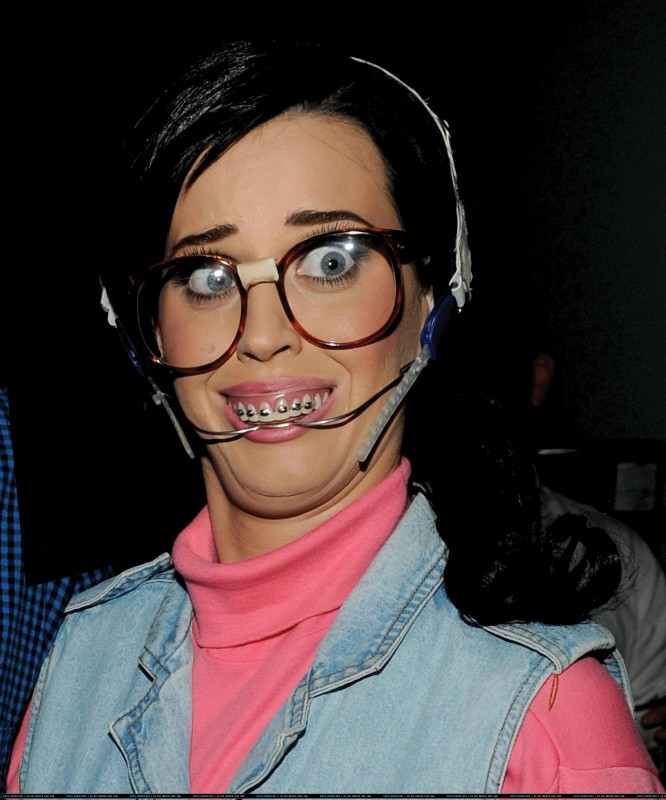 katy perry last friday night tgif nerd