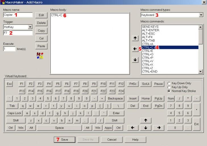 macros atajos teclado programa gratuito