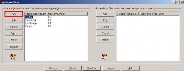 macros atajos teclado programa macromaker