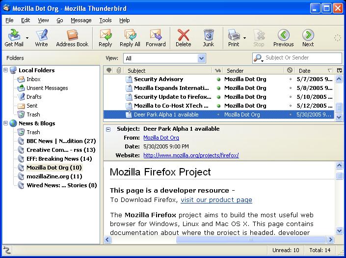 mozilla-thunderbird-programa-correo-gestor