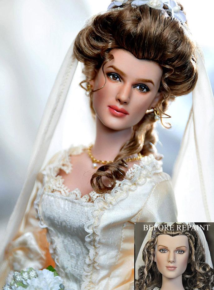 muneca Keira Knightley Elizabeth Swann