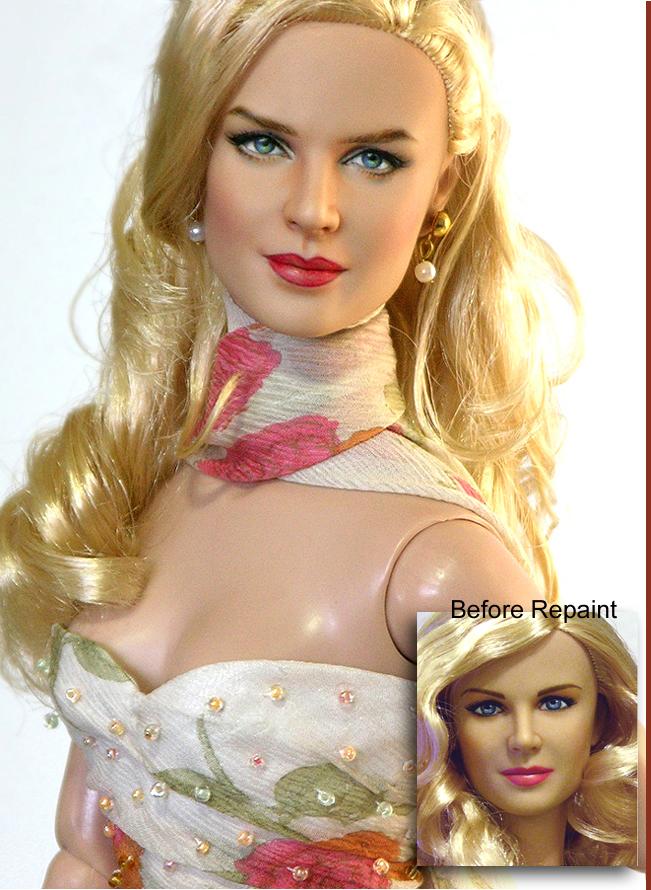 Muñecas Barbie de famosos