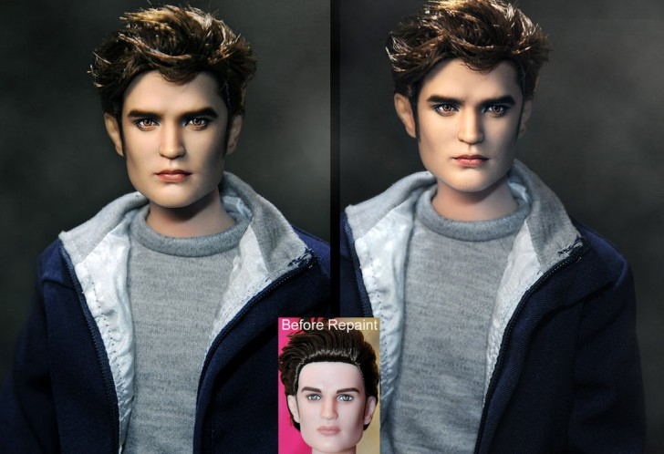 muneco Eclipse Edward Cullen