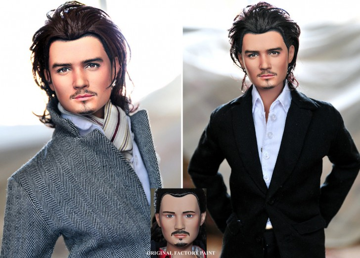 muneco Orlando Bloom