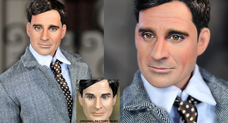 muneco Steve Carell Maxwell Smart