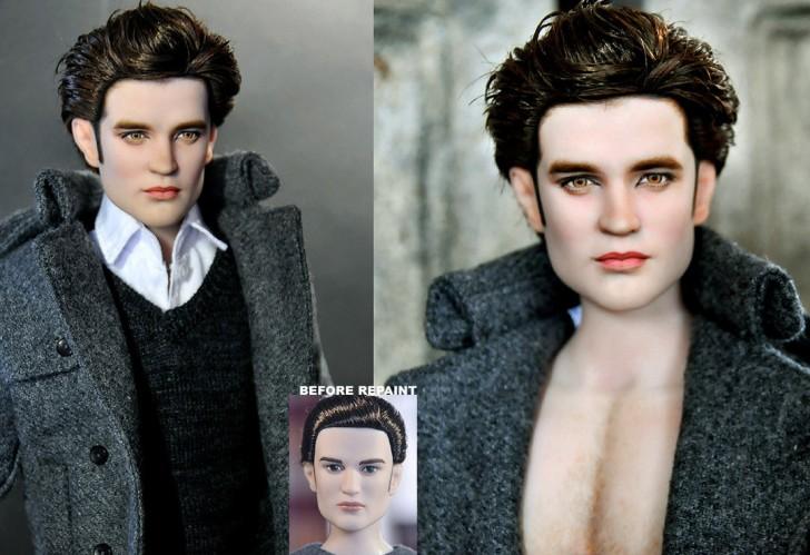 muneco luna nueva Edward Cullen