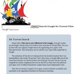 Google, el pirateo y The Pirate Bay