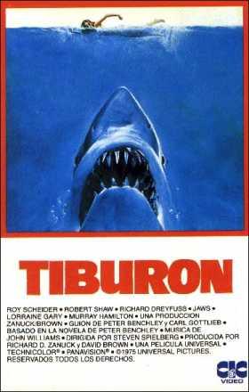 tiburon 1975 jaws spielberg